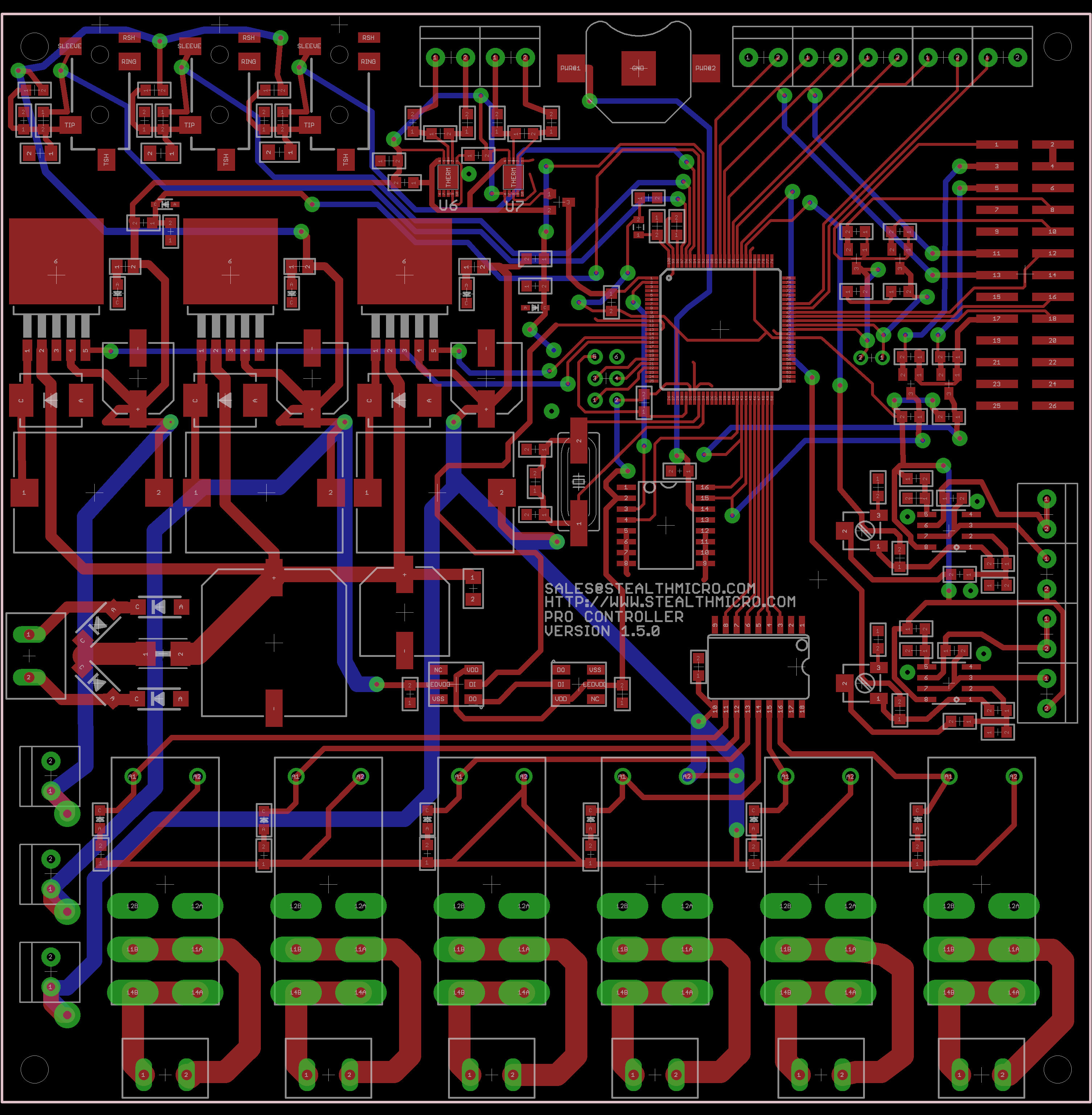 Sensor Circuit Board